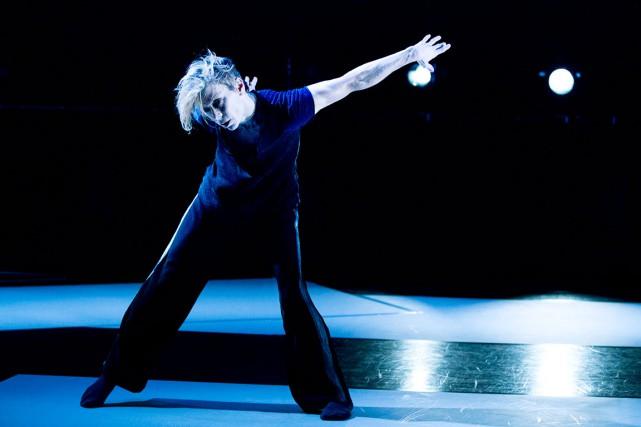 Pour So Blue, Louise Lecavalier adécidé de créer... (Photo André Cornellier)
