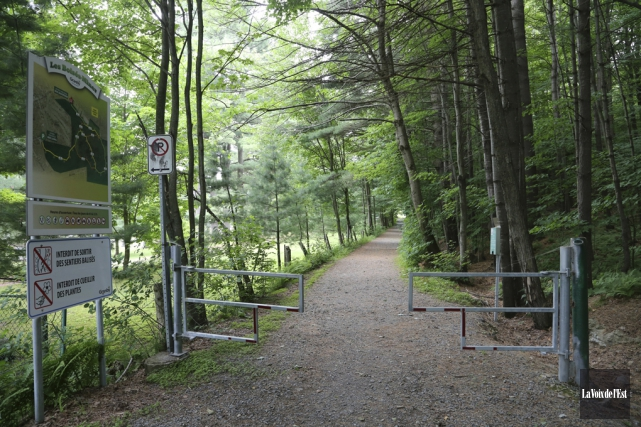 Aux yeux du maire Bonin, le parc des... (photo archives La Voix de l'Est)