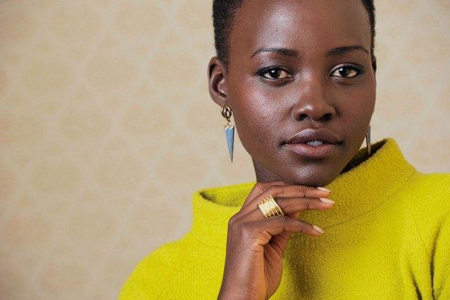 Lupita Nyong'o, l'une des figures de proue du... (Photo Chris Pizzello, AP)