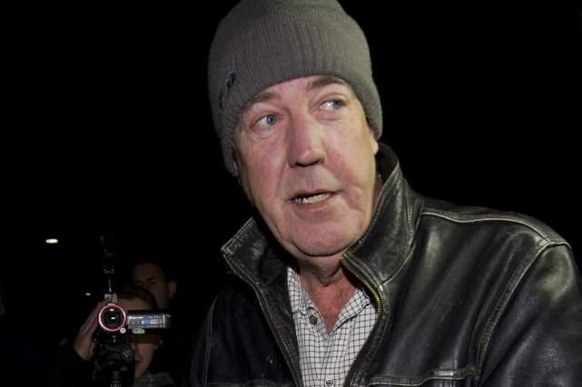 Jeremy Clarkson a été licencié mardi dernier après... (Photo JUSTIN TALLIS, AFP)
