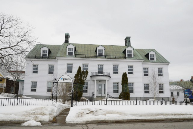 L'immeuble du 858 Terrasse Turcotte à Trois-Rivières accueillera... (Sylvain Mayer)