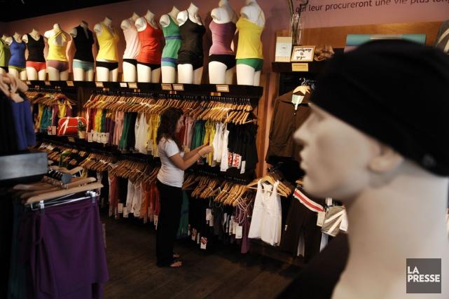 De solides ventes en Amérique du Nord ont alimenté les résultats du quatrième... (Photo Martin Chamberland, Archives La Presse)