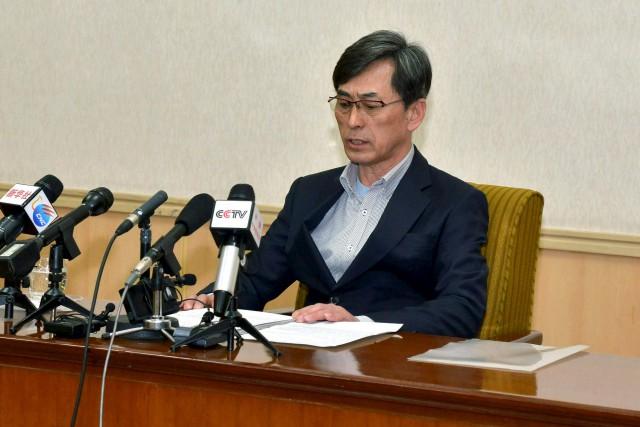 La Corée du Nord a annoncé tard jeudi... (PHOTO REUTERS/KCNA)
