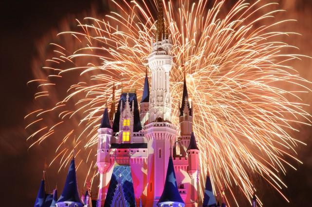 L'heure du départ pour Walt Disney World approche pour les élèves de la classe... (Archives)