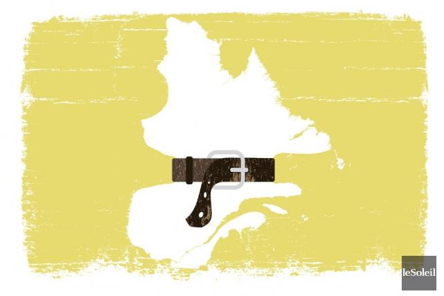 Les bouffées d'oxygène pour les citoyens et les... (Illustration Le Soleil)