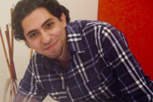 Raif Badawi... (PHOTO D'ARCHIVES)