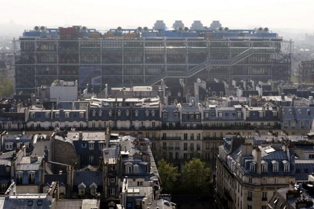 Le projet vise à recréer une sorte de... (Photo LIONEL BONAVENTURE, AFP)