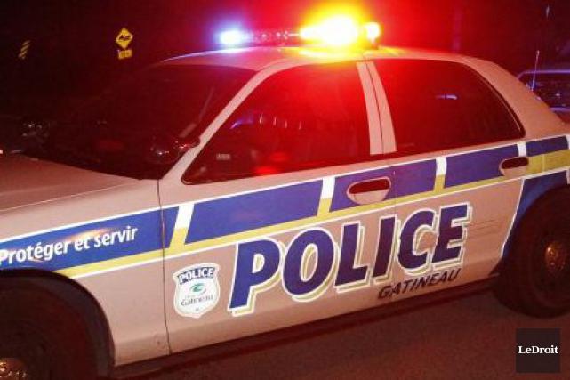 Deux hommes ont comparu pour répondre à des accusations de braquage à domicile,... (Simon Séguin-Bertrand, Archives LeDroit)