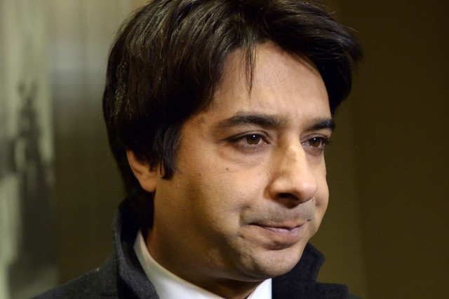 Jian Ghomeshi... (Photo d'archives Nathan Denette, La Presse Canadienne)