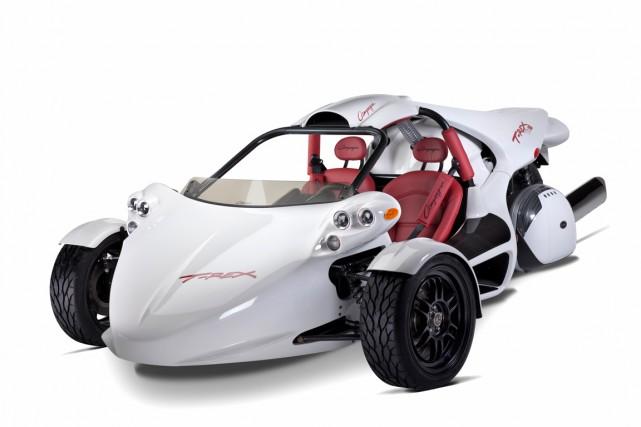 Un modèletype des années 2010, le 16S de... (PHOTO FOURNIE PAR CAMPAGNA MOTORS)
