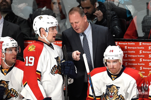 Gerard Gallant... (PHOTO BERNARD BRAULT, ARCHIVES LA PRESSE)