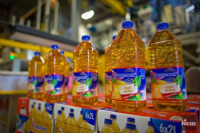 Le producteur de jus de fruits Lassonde Industries (T.LAS.A)a... (PHOTO ANDRÉ PICHETTE, ARCHIVES LA PRESSE)