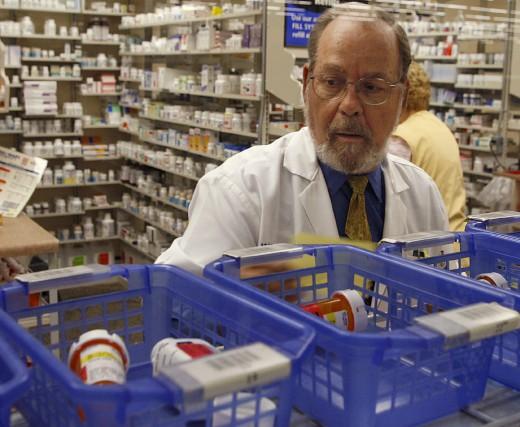 «Si les médecins ont monopolisé le droit de... (Photo Charles W. Luzier, archives Reuters)