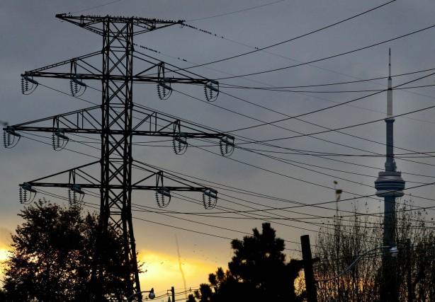 Les voisins du Québec veulent acheter de l'électricité... (Photo Kevin Frayer, archives La Presse Canadienne)