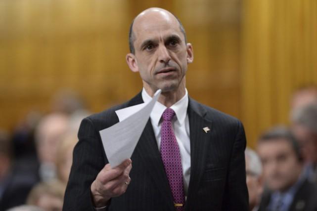 «Les données en question n'ont pas été mises... (Photo La Presse Canadienne, Sean Kilpatrick)