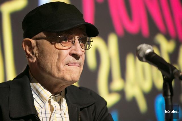 Le président du Festival des films du monde... (Photothèque Le Soleil)