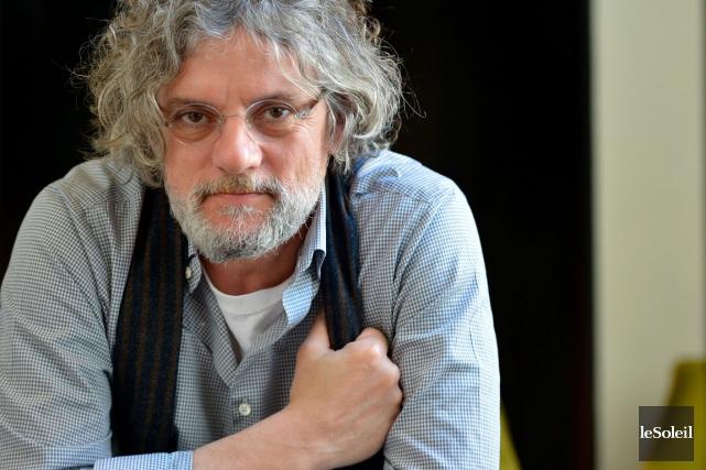 Le cinéaste François Girard... (Photo Le Soleil, Yan Doublet)