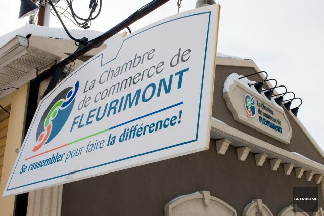 Les membres de la Chambre de commerce de Fleurimont (CCF) ne veulent pas d'une... (IMACOM, Jessica Garneau)