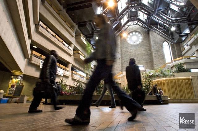 Le renforcement de la sécurité dans l'université publique... (PHOTO ARCHIVES LA PRESSE)