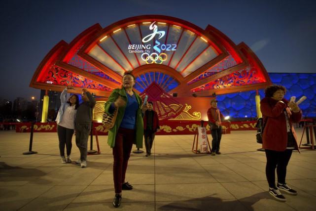 Pékin est en concurrence avec Almaty (Kazakhstan), après... (PHOTO MARK SCHIEFELBLEIN, AP)