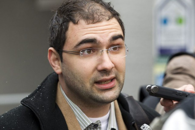 Dimitri Soudas... (Archives, La Presse Canadienne)