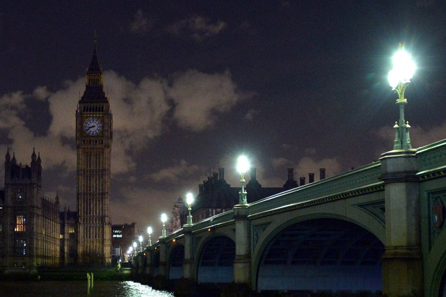 À quelques mois de la négociation d'un nouvel accord mondial sur le climat à... (Agence France-Presse)