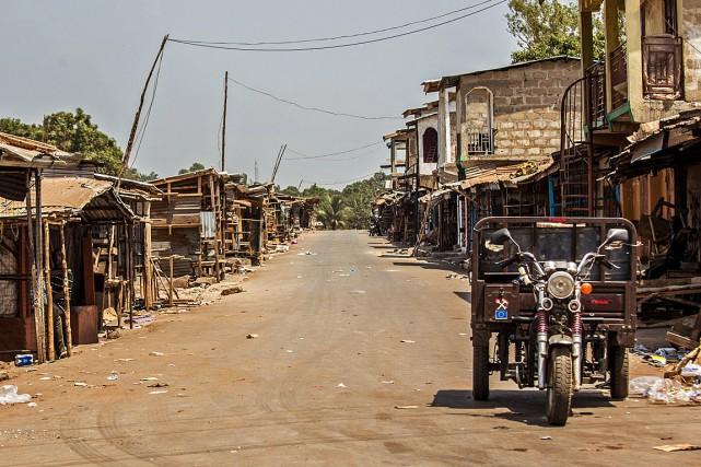 La Guinée fait partie, avec le Liberia et... (PHOTO MICHAEL DUFF, AGENCE FRANCE PRESSE)
