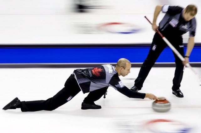 L'équipe canadienne espère se hisser sur le podium... (PHOTO MARK BLINCH, REUTERS)