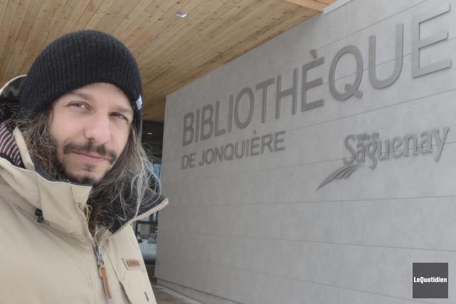 Michaël Boily opérera avec son cousin Rémi Villeneuve... ((Photo Le Quotidien, Michel Tremblay))