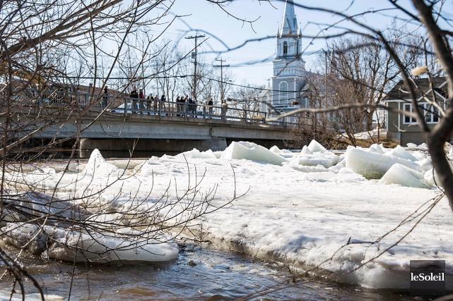 Le problème avec la glace est que les... (Photothèque Le Soleil)