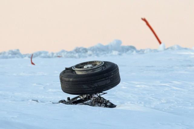 Vingt-cinq passagers et membres de l'équipage ont été... (Photo: PC)