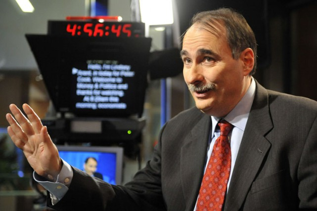 L'ancien stratège de Barack Obama, David Axelrod.... (Archives Bloomberg)