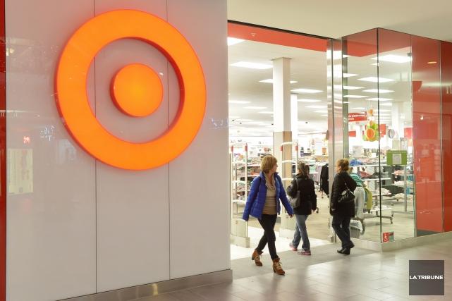Le détaillant Target se prépare à fermer tous ses magasins canadiens plus... (Archives La Tribune)