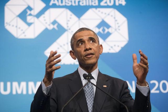 Parmi eux,The Guardiancite le président américain Barack Obama.... (PHOTO PABLO MARTINEZ MONSIVAIS, ARCHIVES AP)