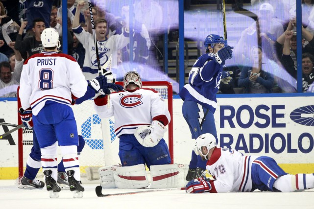 Le Canadien affrontera ses rivaux de division pour... (PHOTO KIM KLEMENT, USA TODAY SPORTS)