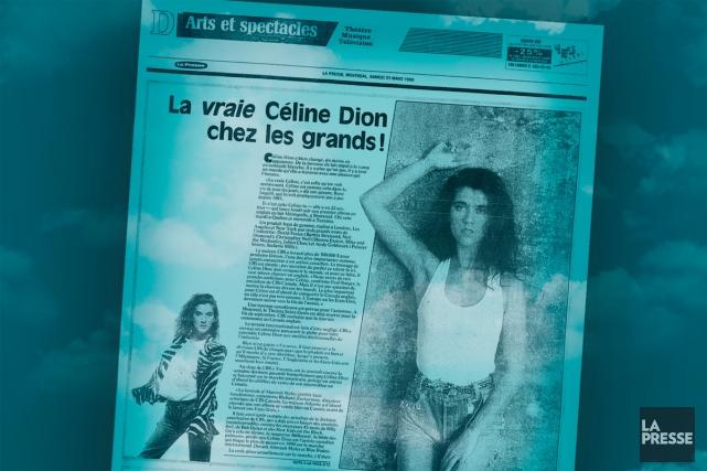 La une du cahier des Arts et spectacle... (Photomontage La Presse)