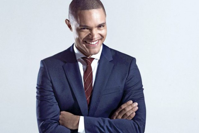 Trevor Noah... (Photo: archives AFP)