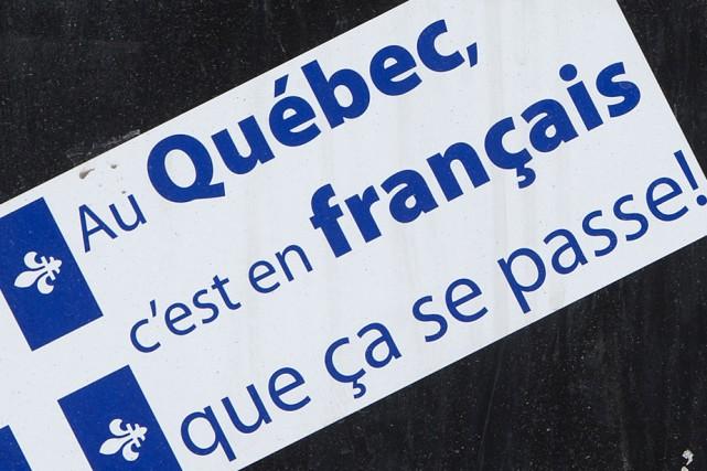 Le français est toujours la cinquième langue la...