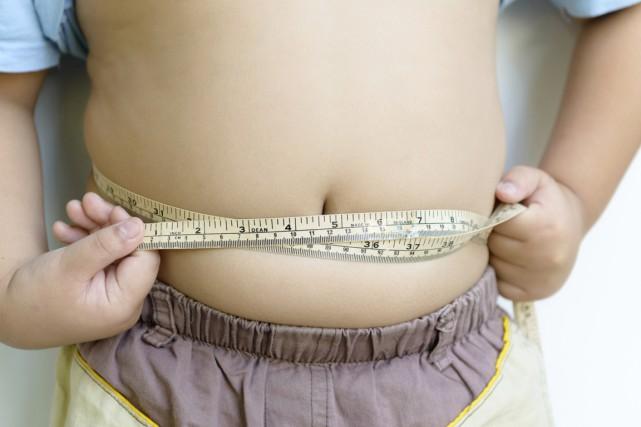 Pas besoin d'être obèse pour que le surplus de poids soit dangereux pour la... (PHOTO THINKSTOCK)