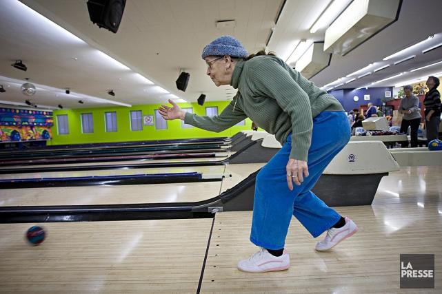 Le vieillissement de la population féminine reflète la... (PHOTO PATRICK SANFACON, ARCHIVES LA PRESSE)