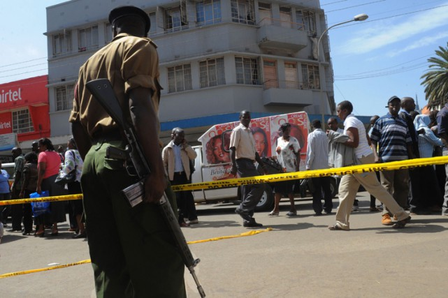 Le double attentat de juillet 2010 à Kampala... (Archives AFP)