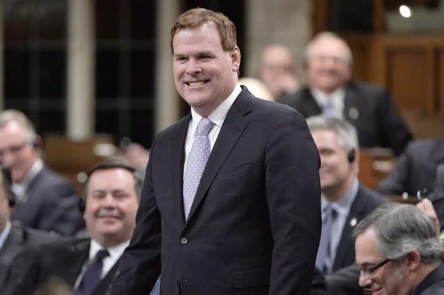 John Baird a étéministre de l'Environnement et ministre... (Photo: PC)