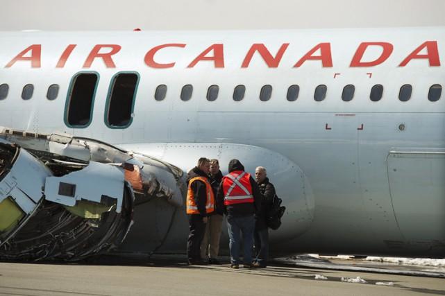 Des représentants d'Airbus doivent venir au Canada pour... (Photo: Reuters)