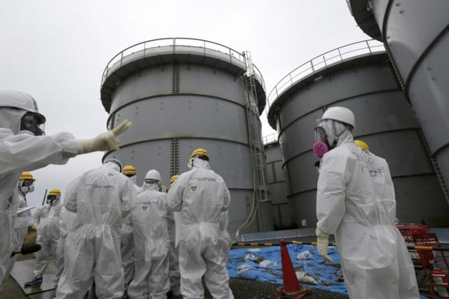 L'AIEA s'était déjà inquiétée du volume croissant stocké... (Photo: AP)