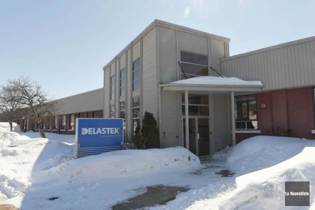 Les activités de l'usine Delastek pourraient être perturbées... (Photo: François Gervais, Le Nouvelliste)