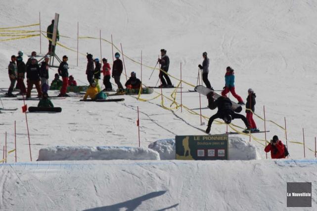 La saison de ski a pris fin de... (Photo: Audrey Tremblay, Le Nouvelliste)