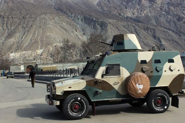 Les autorités pakistanaises ont levé complètement le moratoire... (PHOTO FARMAN KARIM, ARCHIVES AFP)