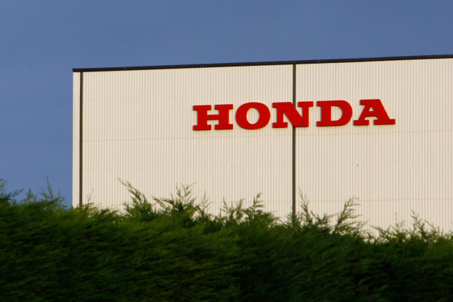 L'usine de Honda de Swindon, dans le sud-ouest... (Photo archives Reuters)