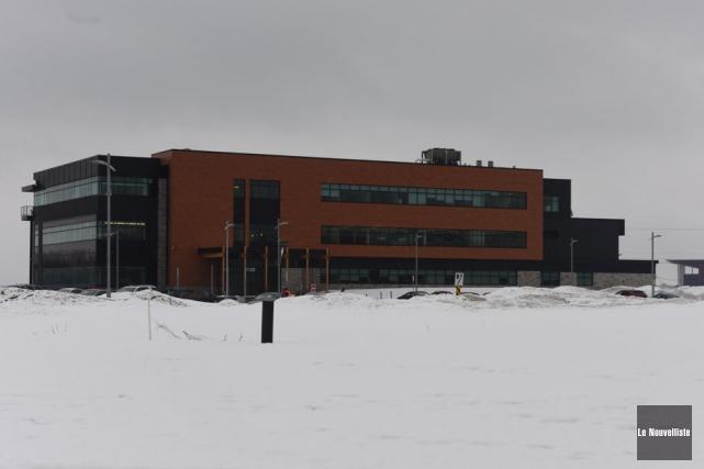 La nouvelle bâtisse sera construite près du Technoparc.... (Photo: François Gervais, Le Nouvelliste)