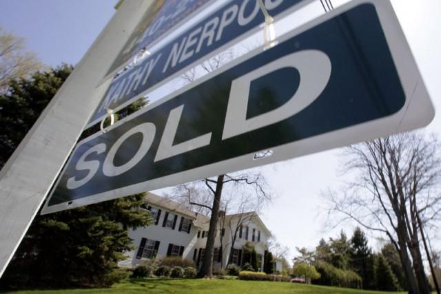 Le prix moyen des logements à la vente... (Photo Amy Sancetta, archives AP)